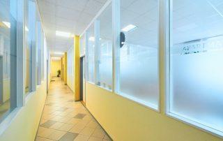 Hodnik pisarne, vhod 1, Elma Črnuče