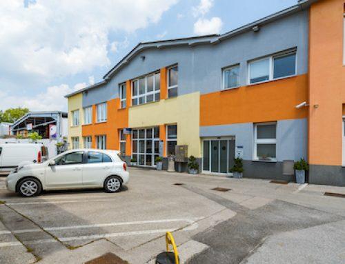 Oddaja pisarne v Ljubljani, 35m2 + 90m2