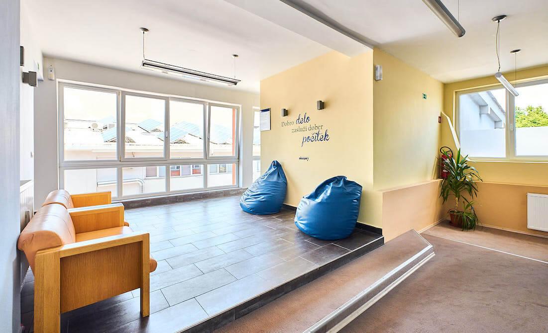 Udobni in svetli poslovni prostori